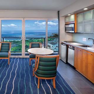 1 bedroom ocean view suite - Mantra daily rate